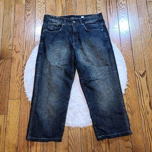 Rocawear Men's Original Fit Jeans - Altered